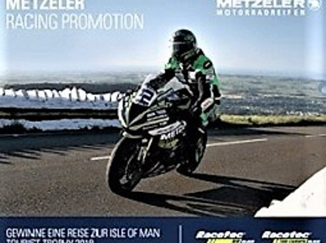Metzeler Racing Promotion