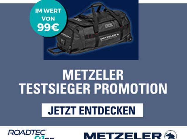 METZELER Testsieger Promotion 2021